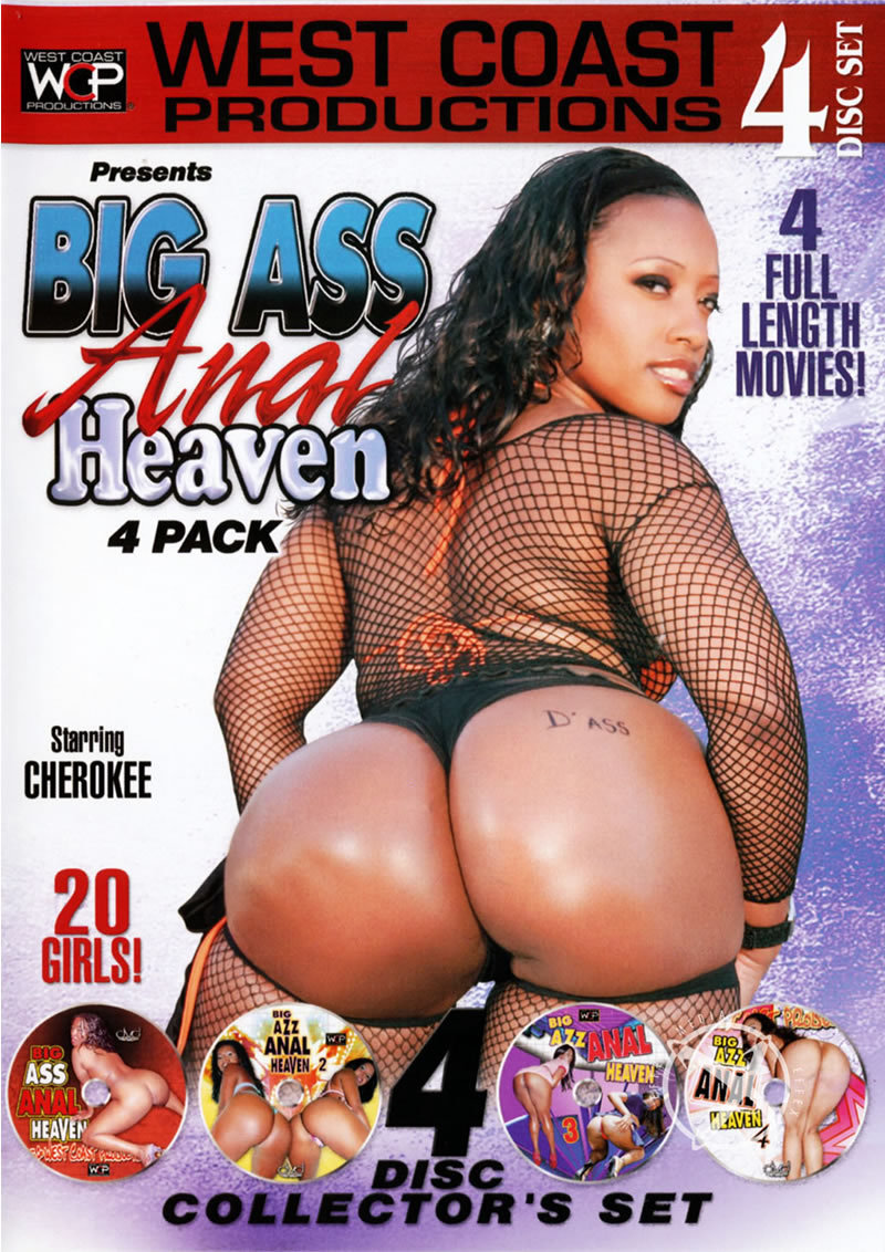 Opinion big ass anal heaven 2 think